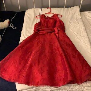 Cutest little holiday dress for little girls